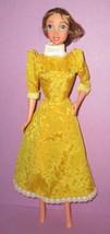 Disney Mattel Tarzan Jane Porter 1999 Yellow Dress Lovely Doll for OOAK ... - $25.00