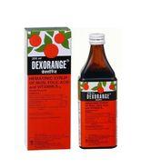 Hematinic Syrup Dexorange, 200ml (6.7 oz.) Iron Folic Acid & Vitamin B12 - $15.99