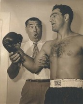 Jack Dempsey & Rocky Marciano 8X10 Photo Boxing Picture - $3.95