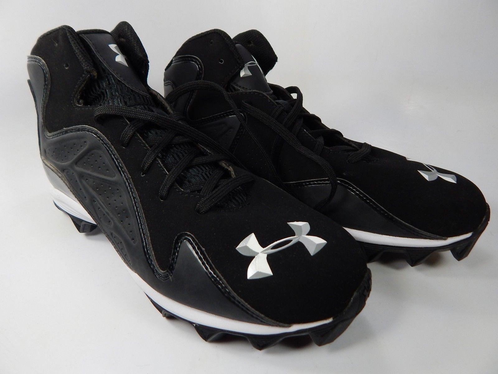 Under Armour Renegade Mid Top Size 8.5 M EU 42 Men's Football Cleats 1242241-001