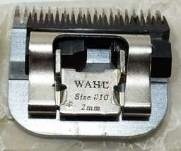 Wahl Ice Tempered Clipper Size #10 4mm Used Condition W Box #2 - $29.65