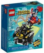 LEGO Super Heroes - Mighty Micros: Batman vs Harley Quinn 76092 - €9,76 EUR