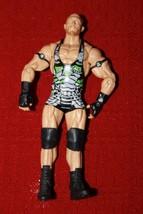 "MATTEL 2012 RYBACK WWE BASIC MATTEL 7"" WRESTLING FIGURE - $5.99"