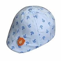 Unisex Baby Sun Hat Infant Cotton Cap Toddler Beret Cap Great Gift Blue Hat