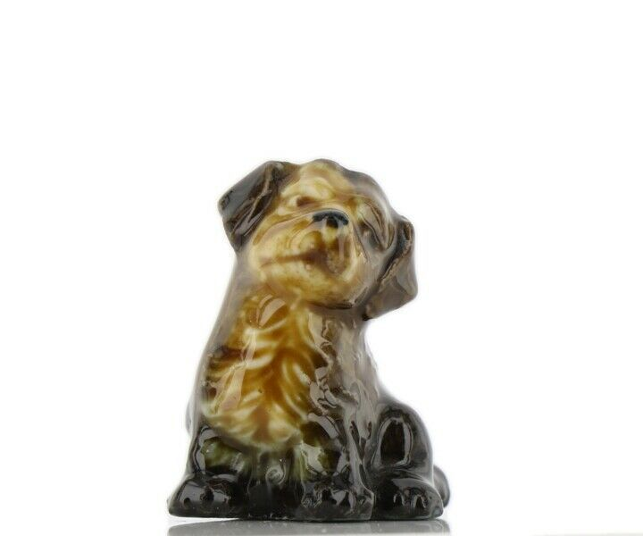Wade Whimsies Porcelain Miniature Dog Mongrel Puppy