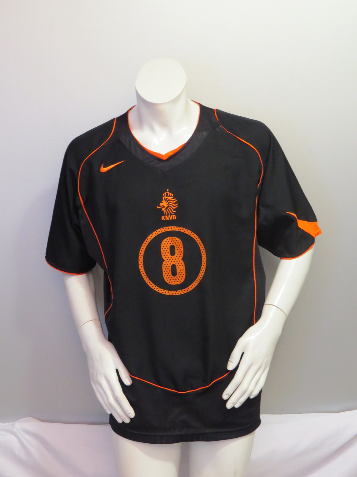 New Team Netherlands Soccer Jersey 2006 Away and 50 similar items  free shipping
