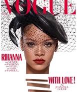 RIHANNA Paris Vogue MAGAZINE December 2017  with Jean Paul Goude SHIPS F... - $12.86