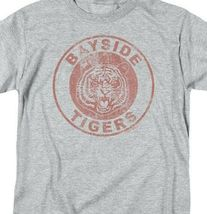 Bayside Tigers saved by the Bell Retro 80s 90s teen sitcom graphic tee NBC143 image 3