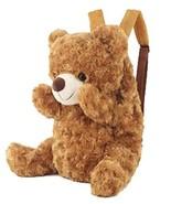 PANDA SUPERSTORE Little Bear Shape Kindergarten Baby Backpack Children R... - $26.68