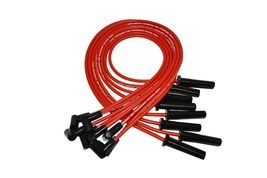 HEI DISTRIBUTOR 65K RED SPARK PLUG WIRES AMC JEEP 67-90 290 304 343 360 390 401 image 4