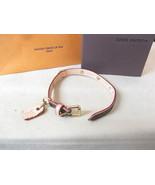 LOUIS VUITTON dog collar  / Monogram / Collie Baxter PM / Dog collar / M... - $495.00