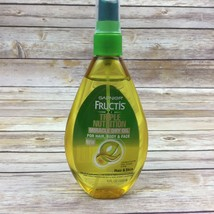 Garnier Fructis Triple Nutrition Dry Oil (1 Bottle) - $19.99