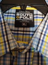South Pole Short Sleeve Button Down XL - $20.00