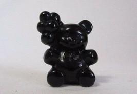 Boyd Glass Classic Black Patrick Balloon Teddy Bear Figurine B In Diamond - $8.99