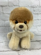 "GUND Boo World's Cutest Dog 9"" Plush Stuffed Toy Puppy Tan Brown Item # ... - $10.99"