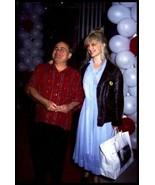 1990s CAROL KANE & DANNY DEVITO Vintage Original Photo PRINCESS BRIDE MA... - $12.69