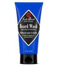 Jack Black - Beard Wash, 6 fl oz - PureScience Formula, Aloe & Panthenol, Multif