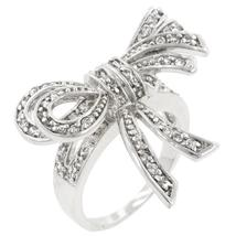 Double Knot Shoelace Ring - $32.00