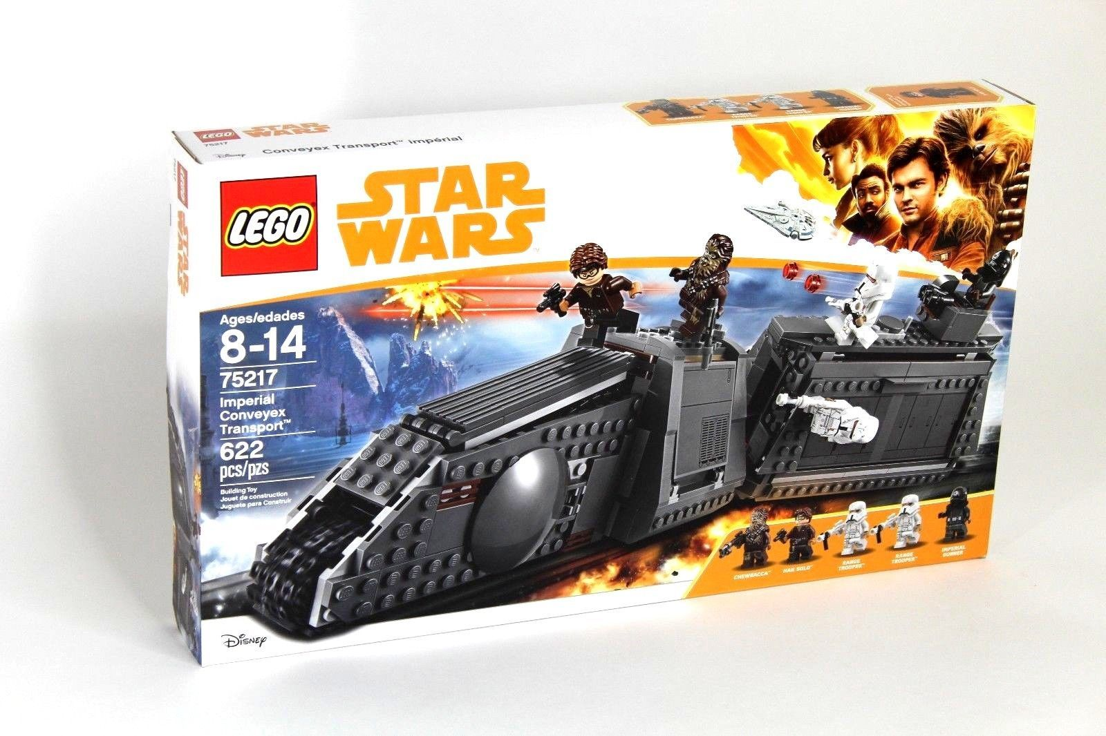 LEGO 75217 Star Wars Imperial Convex Transport [New] Building Set