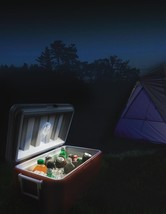 Ice Chest Cooler Light Camping Picnic Yard Party BBQ Illuminate In Coole... - €17,13 EUR