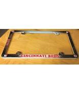 Cincinnati Reds MLB Plastic License Plate Holder - $6.79
