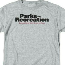 Parks and Recreation T-shirt political sitcom TV series graphic tee NBC199 image 2