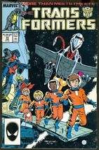 Transformers, The #36 VF/NM; Marvel | save on shipping - details inside - $1.98