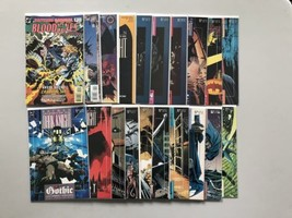 Lot 40 Batman Legends of the Dark Knight (1989) from #0-94 Annuals VF Ve... - $89.10