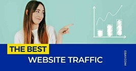 10000 Quality Hits Traffic Worldwide Your Website Views Live Stats Web Sale - $9.21
