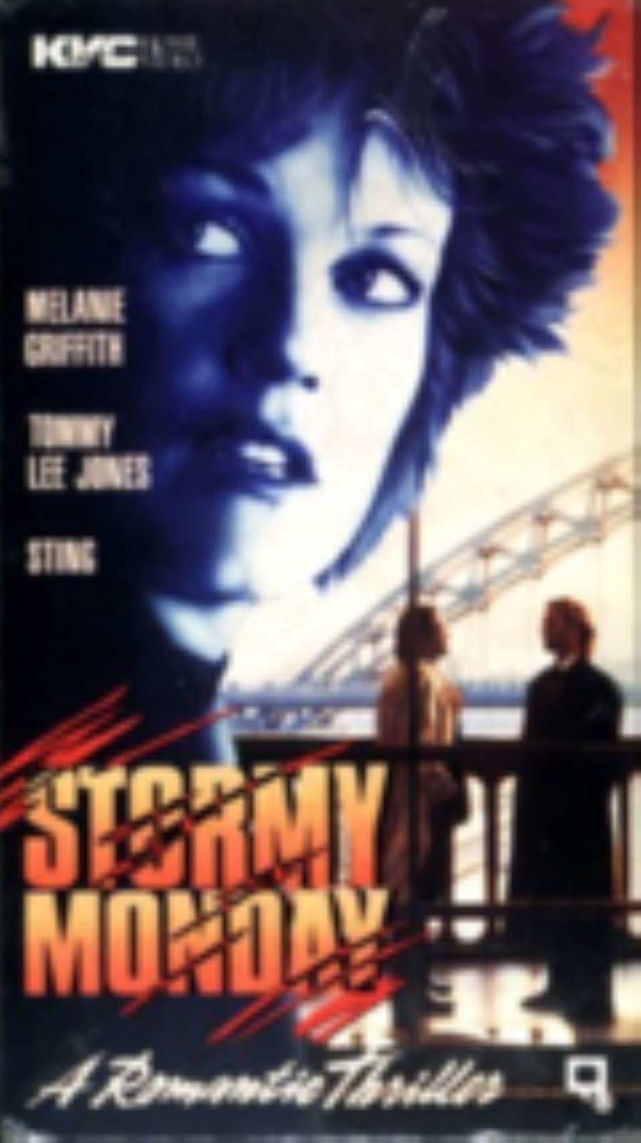 Stormy Monday Vhs