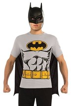 Rubies Dc Comics Batman Adultes Hommes Déguisement Halloween Cape Masque... - $26.23