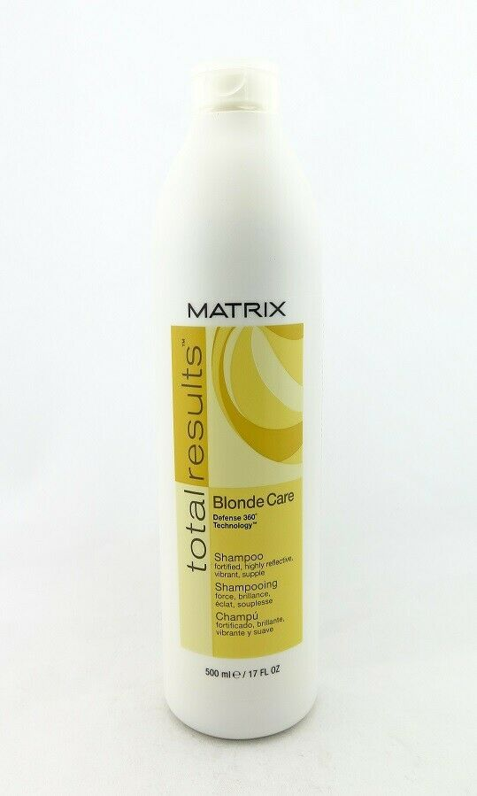 Primary image for Matrix Total Results Blonde Care 17 Fl oz / 500 ml