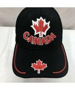 Canada Logo Brodé Érable Feuille Broadpeak Réglable Casquette / Chapeau ... - $11.97