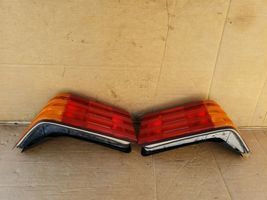 90-95 Mercedes W129 R129 500 500sl SL320 S500 Tail Light Lamps Set L&R image 6