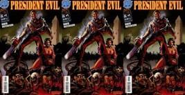President Evil #1 (2009) Antarctic Press Comics - 3 Comics - $7.24