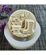 Fishing Boots Soap Silicone Mould Handmade Candle Making Epoxy Resin Cra... - $21.49