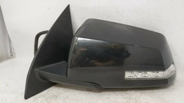 2007-2008 Gmc Acadia Driver Left Side View Power Door Mirror Black 64573 - $173.05