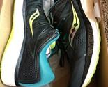 Saucony Men's Hurricane ISO 5 Running Shoe, Blue/Hreen, 11 D(M) US - €49,87 EUR