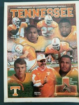 1998 University of Tennessee Volunteers Football Guide - National Champi... - $12.59