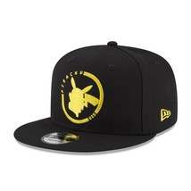 Pokemon Original Pikachu Figur 9FIFTY Baseball Kappe New Era 20th Annive... - ₹3,856.66 INR