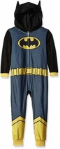Justice League Boys' Family Cosplay Union Suit Pajama Dc Comic Size-2T NWT - $13.57