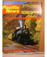Pacific News Magazine #234 Mid-February 1982 Heber Creeper and the 1744 - $8.99