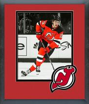 Nico Hischier 2017-18 New Jersey Devils -11x14 Matted/Framed Spotlight Photo - $43.95