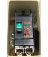 New Fuji Electric  EA52B  2-Pole Circuit Breaker 30 Amp 550 VAC - $99.99