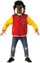 The Michael Jackson Thriller Werewolf Deluxe Kids Halloween Play Costume... - $65.28