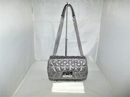 Michael Kors Sloan Large Quilted Chain Shoulder Bag, Cross-Body, Messeng... - $139.99