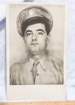 Vintage Fotografia US Militare Soldier Seconda Guerra Mondiale Era Mv - $33.99
