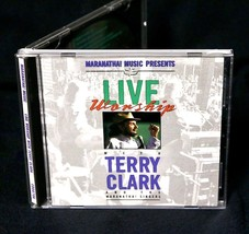 TERRY CLARK Live Worship with the Maranatha Singers 1990 CD RARE PRAISE ... - $21.95