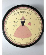 Girls Night Out Dessert Plate Set Of 3 Dishes - $14.03