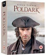 Poldark Complete Series 1-5 Collection DVD Boxset *REGION 2 PLEASE READ LISTING* - $67.95